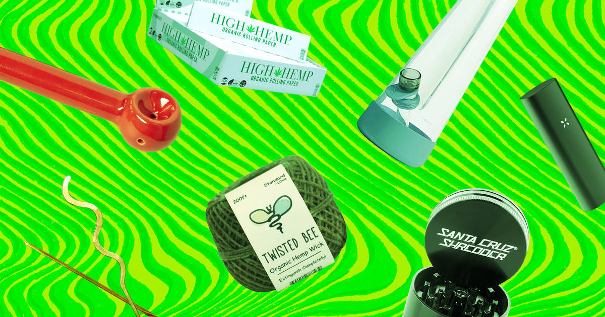 Weed smoking accessories you must have